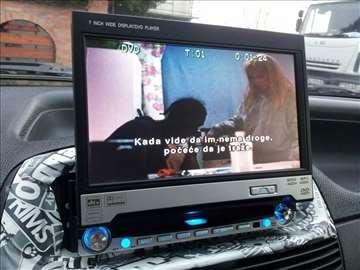 DVD pleyer auto radio
