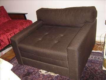 Prodajem novu fotelju na rasklapanje