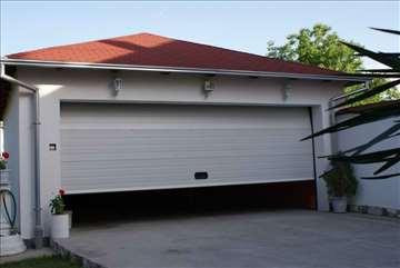 Segmentna garažna vrata velika akcija