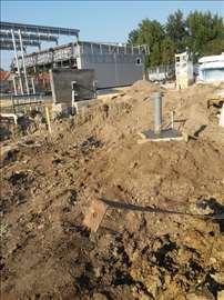 Ispitivanje zemljišta i bušenje cevastih bunara