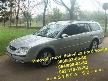 Airbagovi za Ford vozila