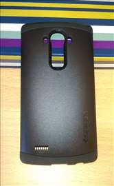 LG G4 Spigen Slim Armor maska crna