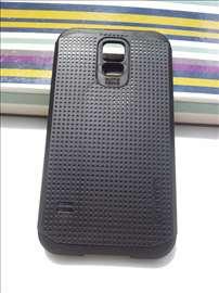 Samsung S5 Spigen Slim Armor maska, crna