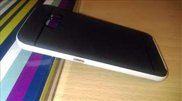 Samsung S6 Spigen Neo Hybrid maska Bela