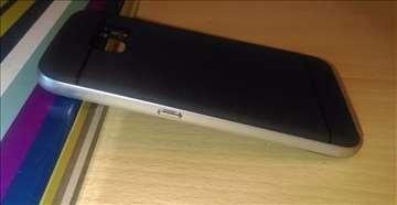 Samsung S6 Spigen Neo Hybrid maska S.Siv