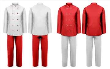 Šivenje po meri kompanijske i promotivne uniforme