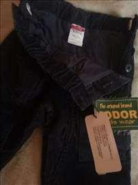 Novo Todor somotske pantalone za dečake