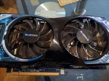 Radeon HD 6850 GPU 1GB GDDR5 256 bit