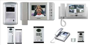 Audio i video interfoni