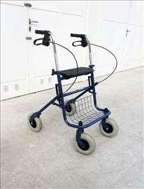 Nemačka hodalica/rolator Casa Care 8