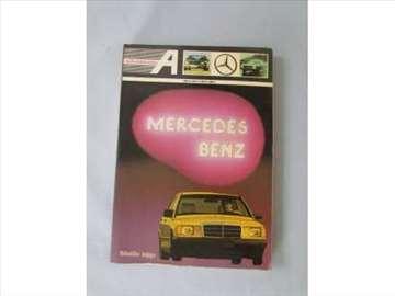 Servisna knjiga za Mercedes 123 dizel