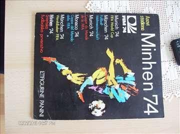 Album, Minhen 74, Panini