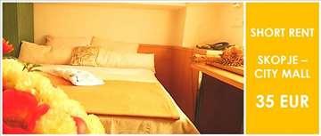 Short rent, Makedonija, Skopje, hotel
