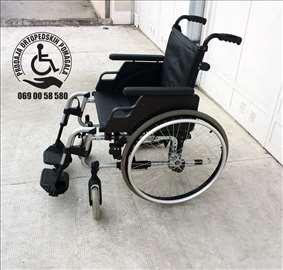 Alumin. invalidska kolica Sopur Classic, odlična