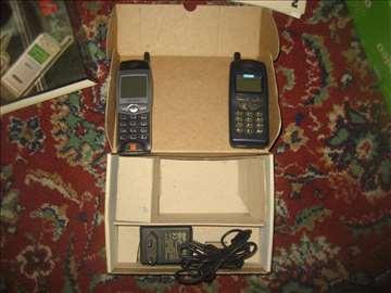 2 retro mob telefona, neispitana