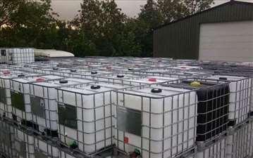 Plastične cisterne za vodu 1000 l