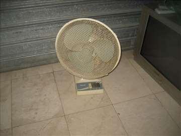 Ventilator, neispitan