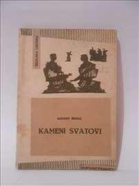 Kameni svatovi, August Šenoa