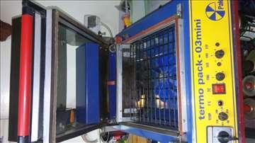 Mašina za pakovanje termoskupljajućom folijom