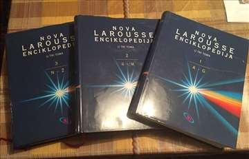 Nova Larousse enciklopedija u tri toma