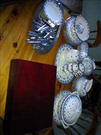Prodaje se Cepterov servis za ručavanje