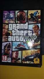 GTA V za PC, original, nekorišćen