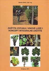 Knjiga zaštita voćaka i vinove loze i koncept inte