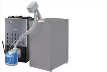 Kotao na pelet Bosch 27kW, 32kW, 45kW