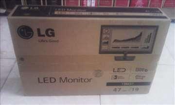 LG LED monitor 19en33