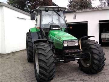 Deutz Agrostar 6.38 Traktor