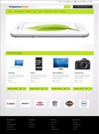 Internet prodavnica + android aplikacija