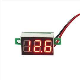 LED voltmetar