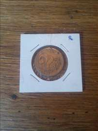 Prodajem 2 dinara iz 1938,raritet