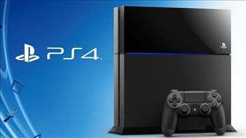 Sony 4 iznajmljivanje