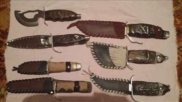 Lovački noževi ručna izrada