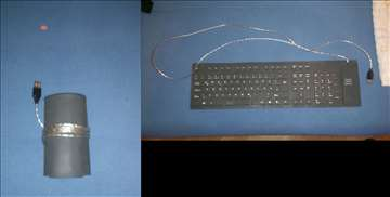 Gumena tastatura