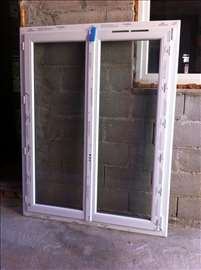 PVC dvokrilni prozor