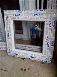 PVC prozori, novo