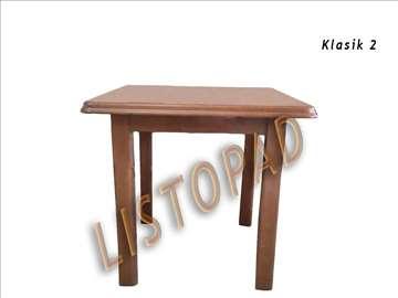 Trpezarijski stolovi Klasik 2