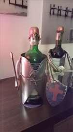Držač za flaše-inox