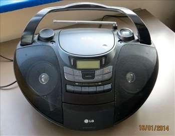 LG LPC54 radio kasteofon