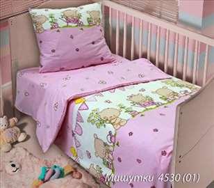 Posteljina za dečji krevet!! Uvoz!!