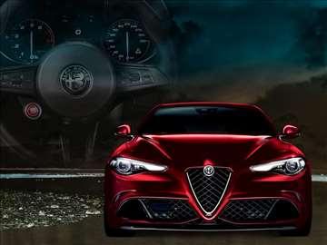 Alfa Romeo polovni delovi