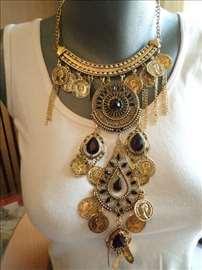 Ogrlica u boho stilu