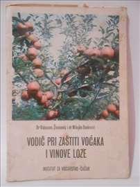 Vodič pri zaštiti voćnjaka i vinove loze