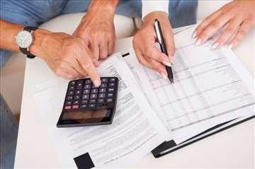 Računovodstvene i administrativne usluge