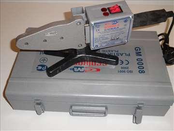 Pegla za spajanje plastičnih cevi GM GED-cobra