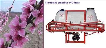 Traktorske prskalice 440 litara