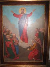Ikona 12 Apostola