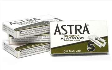 Astra Superior Platinum žileti - 50 komada